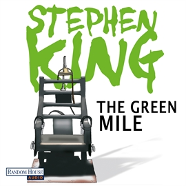 Sesli kitap The Green Mile  - yazar Stephen King   - seslendiren David Nathan