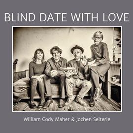 Sesli kitap Blind Date with Love  - yazar William Cody Maher & Jochen Seiterle   - seslendiren Diverse