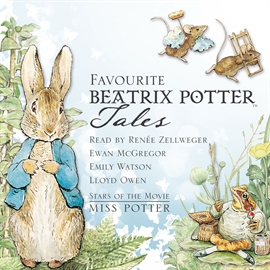 Audiobook Favourite Beatrix Potter Tales  - author Beatrix Potter   - read by A group of actors