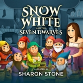 Audiobook Snow White and the Seven Dwarfs  - author the Brothers Grimm   - read by Sharon Stone