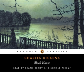 Audiobook Bleak House  - author Charles Dickens   - read by A group of actors