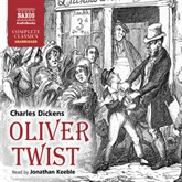 Audiobook Oliver Twist  - author Charles Dickens   - read by Jonathan Keeble