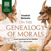 Audiobook On the Genealogy of Morals  - author Friedrich Nietzsche   - read by Duncan Steen
