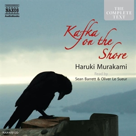Audiobook Kafka on the Shore  - author Haruki Murakami   - read by A group of actors