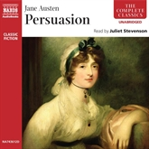 Audiobook Persuasion  - author Jane Austen   - read by Juliet Stevenson