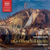 Audiobook Gulliver's Travels  - author Jonathan Swift   - read by Jasper Britton