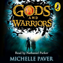 Audiobook The Outsiders (Gods and Warriors Book 1)  - author Michelle Paver   - read by Toby Stephens