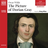 Audiobook The Picture of Dorian Gray  - author Oscar Wilde   - read by Greg Wise