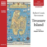 Audiobook Treasure Island  - author Robert Louis Stevenson   - read by Jasper Britton