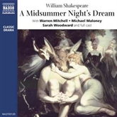 Audiobook A Midsummer Night's Dream  - author William Shakespeare   - read by A group of actors