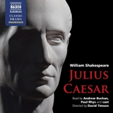 Audiobook Julius Caesar  - author William Shakespeare   - read by A group of actors