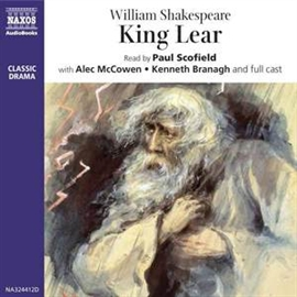 Audiobook King Lear  - author William Shakespeare   - read by A group of actors