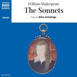 Audiobook The Sonnets  - author William Shakespeare   - read by Alex Jennings